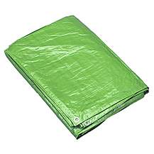 image of Sealey Tarp1216g Tarpaulin 3.66 X 4.88mtr Green