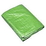 image of Sealey Tarp1216g Tarpaulin 3.66 X 4.88mtr Green