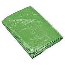 image of Sealey Tarp1620g Tarpaulin 4.88m x 6.10m Green