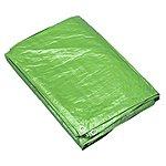 image of Sealey Tarp2040g Tarpaulin 6.10 X 12.19mtr Green