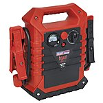 image of Sealey Rs125 Roadstart Emergency Power Pack 12/24v 3000/1500 Pea Amps