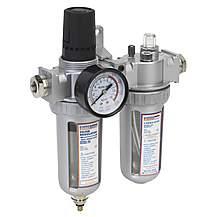 image of Sealey Sa2001 Air Filter/regulator/lubricator Heavy-duty