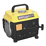 image of Sealey Gg0720 Generator 720w 230v 2hp