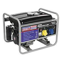 image of Sealey G2300 Generator 2200w 230v 5.5hp