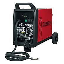 image of Sealey Supermig150 Professional Mig Welder 150amp 230v