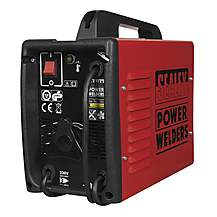image of Sealey 160xt Arc Welder 160amp With Accessory Kit