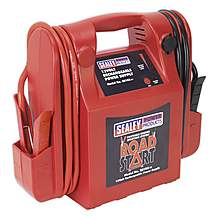 image of Sealey Rs103 Roadstart Emergency Power Pack 12v 3200 Peak Amps