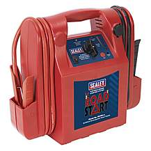 image of Sealey Rs105 Roadstart Emergency Power Pack 12/24v 3200/1600 Peak Amps