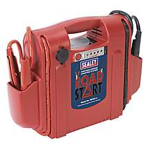 image of Sealey Rs102 Roadstart Emergency Power Pack 12v 1600 Peak Amps