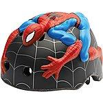 image of Crazy Safety Ultimate Spiderman Bike Helmet
