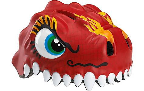 image of Childrens Kids Cycle Bike Helmet Chinese Dragon S/m (49-55 Cm)