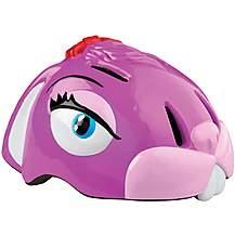image of Childrens Kids Cycle Bike Helmet- Pink Bunny S/m (49-55 Cm)