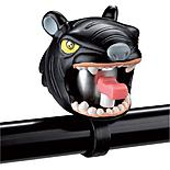 Kids Childs Bike Bicycle Bell Black - Panther