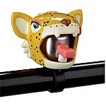 image of Kids Childs Bike Bicycle Bell - Leopard