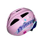 image of Coyote Sierra Childs Kids Cycle Bike Princess Helmet Small 48-52cm