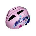 image of Coyote Sierra Childs Kids Cycle Bike Princess Helmet Small 48-52cm