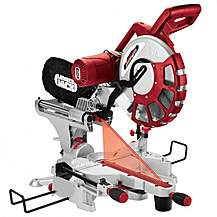 image of Lumberjack Lj305scms-db 12 Inch Compound Sliding Double Bevel Mitre Saw