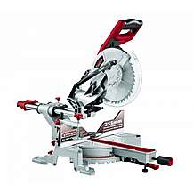 "image of Lumberjack Scms254db 10""""/254mm Compound Sliding Double Bevel Mitre Saw 230v"