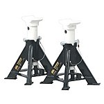 image of Sealey As7s Axle Stands (pair) 7tonne Capacity Per Stand Short