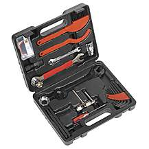image of Sealey Bc220 Tool Kit 15pc - Bicycle