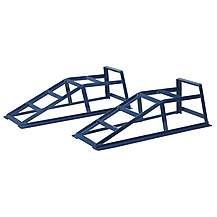 image of Sealey Car2000 Car Ramps 1tonne Capacity Per Ramp 2tonne Capacity Per Pair