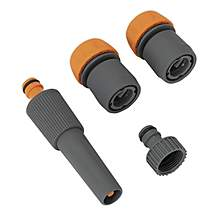 image of Sealey Cc80 Water Hose Coupling Set 4pc