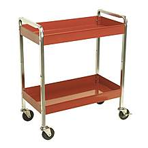 image of Sealey Cx102 Trolley 2-level Heavy-duty