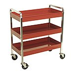 image of Sealey Cx103 Trolley 3-level Heavy-duty