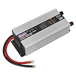 image of Sealey Psi1000 Power Inverter Pure Sine Wave 1000w 12v Dc - 230v 50hz