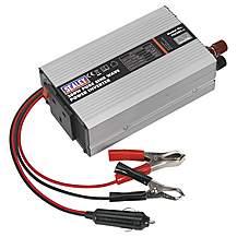 image of Sealey Psi300 Power Inverter Pure Sine Wave 300w 12v Dc - 230v 50hz