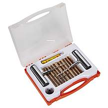 image of Sealey Tst10 Temporary Puncture Repair Kit
