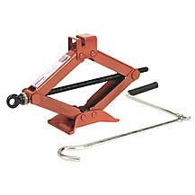 image of Sealey 57m Scissor Jack Heavy-duty 1tonne
