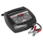 image of Sealey Sci12s Intelligent Speed Charge Battery Charger 12amp 6/12v