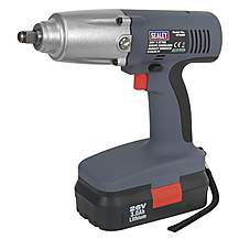 "image of Sealey Cp2600 Cordless Lithium-ion Impact Wrench 26v 1/2""""sq Drive 335lb.ft"