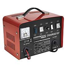 image of Sealey Charge107 Battery Charger 11amp 12/24v 230v