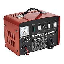 image of Sealey Charge112 Battery Charger 16amp 12/24v 230v