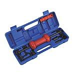 image of Sealey Dp9/5b Slide Hammer Kit 9pc