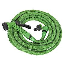 image of Sealey Egh22 Elasticated Garden Hose 22mtr