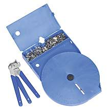 image of Sealey Bsl102 Cvj Boot Universal Clamp Kit