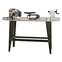 image of Swivel Head Wood Lathe 12 Inch X 36 Inch