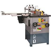 image of Professional Spindle Moulder With Tilting Spindle