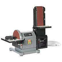 image of Wood Belt/disc Sander 4 Inch X 8 Inch
