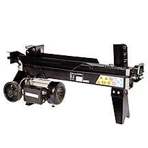 image of 5 Ton Horizontal Log Splitter With Stand