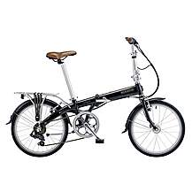 image of Bickerton 1707 Country Folding Bike Raven Black