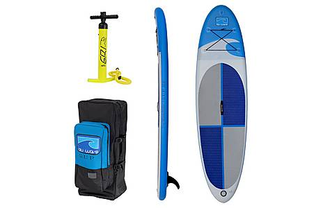 image of Inflatable Stand Up Paddle Board Sup - The Wave Rider Isup 10.6