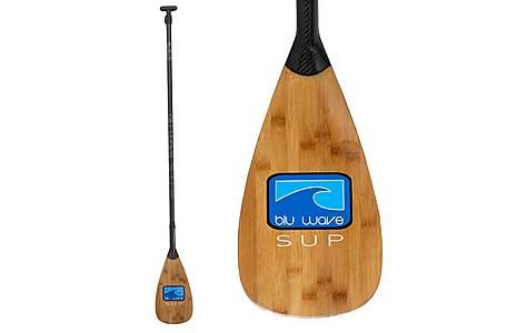 image of Blu Wave Bamboo Sup Paddle