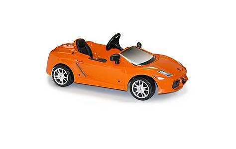 image of Lamborghini Gallardo Orange Pedal Car