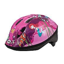 image of Raleigh Little Terra Mermaid Girls Bicycle Helmet. 48 - 54 Cm