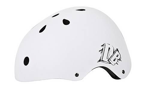 image of Diamondback Jump Matt White Bmx Helmet 59 - 61 Cm