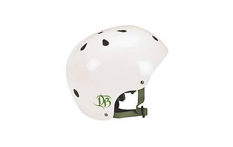 image of Diamondback Jump Gloss White Bmx Helmet 51 - 55 Cm